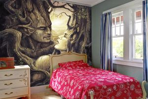 New Severine Pineaux Wall Murals
