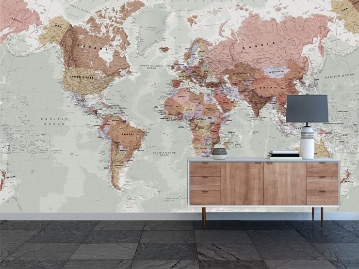 map-wallpaper-with-grey-tiles