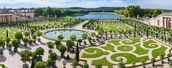 Palace of Versailles, Orangerie Gardens wall mural thumbnail