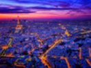 Paris Blues wall mural thumbnail