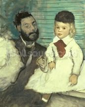 Comte Le Pic and his Sons wallpaper mural thumbnail