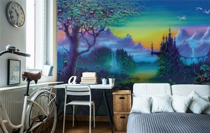 Danny Flynn Wall Murals Wallpaper