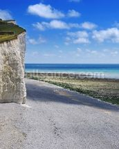 White Cliffs wallpaper mural thumbnail