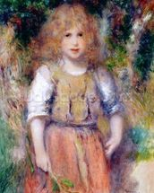 Gypsy Girl, 1879 wall mural thumbnail