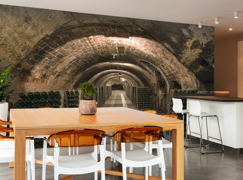 wine-cellar-wallpaper