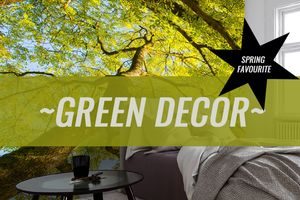A List of Good Reasons You Should Have Green Decor