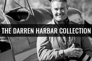 A Conversation With... Vintage Aviation Photographer, Darren Harbar