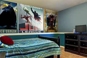 New Justice League of America Wall Murals