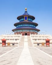 Temple of Heaven wallpaper mural thumbnail