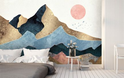 SpaceFrog Designs Wall Murals Wallpaper