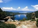 Lake Tahoe View wall mural thumbnail