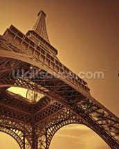 Paris mural wallpaper thumbnail