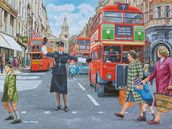WPC on Ludgate Hill wallpaper mural thumbnail
