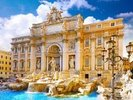Trevi Fountain, Rome wall mural thumbnail