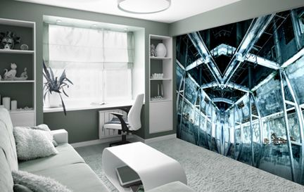 Ivan da Silva Wall Murals Wallpaper