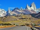 Patagonia Highway wall mural thumbnail