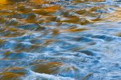 West River, Vermont - Colorful Abstract Of Flowing wall mural thumbnail