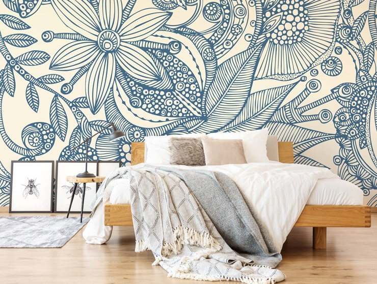 The Best Boho Bedroom Ideas From Interior Experts Wallsauce Uk