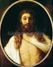 Ecce Homo (oil on canvas) wall mural thumbnail