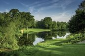 Dawn Par Three, Cottesmore Hotel Golf & Country Club, West Sussex, England wall mural thumbnail