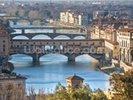 Ponte Vecchio, Florence wall mural thumbnail