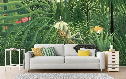 Jungle Wallpaper Wall Murals Wallpaper