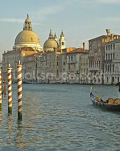 Grand Canal Gondola mural wallpaper thumbnail