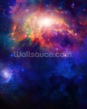 Space wall mural thumbnail