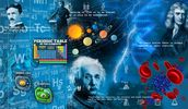 Amazing Science - customised versions available wall mural thumbnail