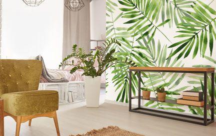 Palm Tree Wallpaper Wall Mural