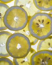 Lemon wall mural thumbnail
