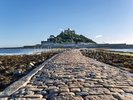 St Michaels Mount, Cornwall wall mural thumbnail
