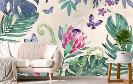 Di Brookes Wallpaper Murals