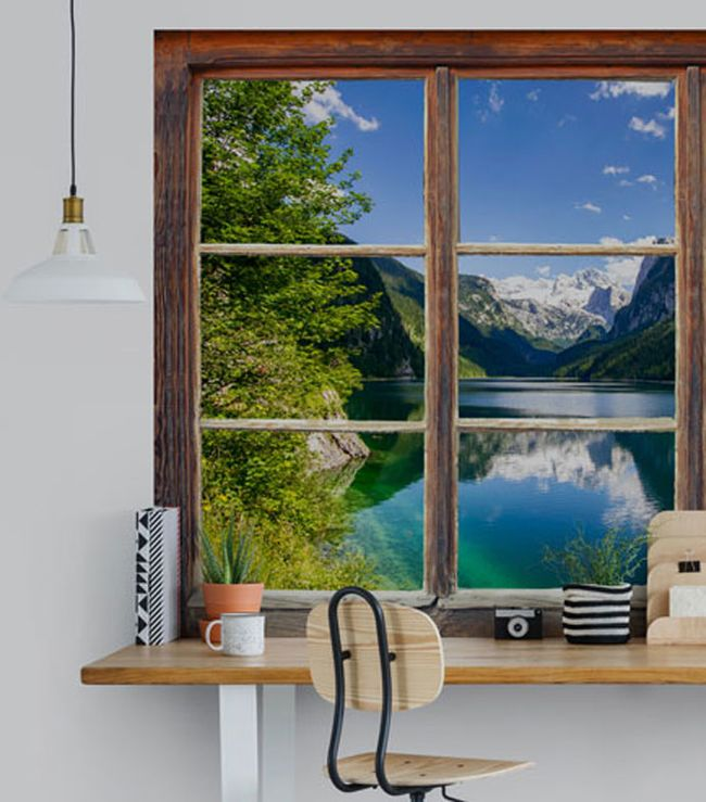 6 Window Murals That Will Create a Room with a View
