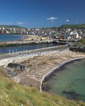 Peel Bay, IOM mural wallpaper thumbnail