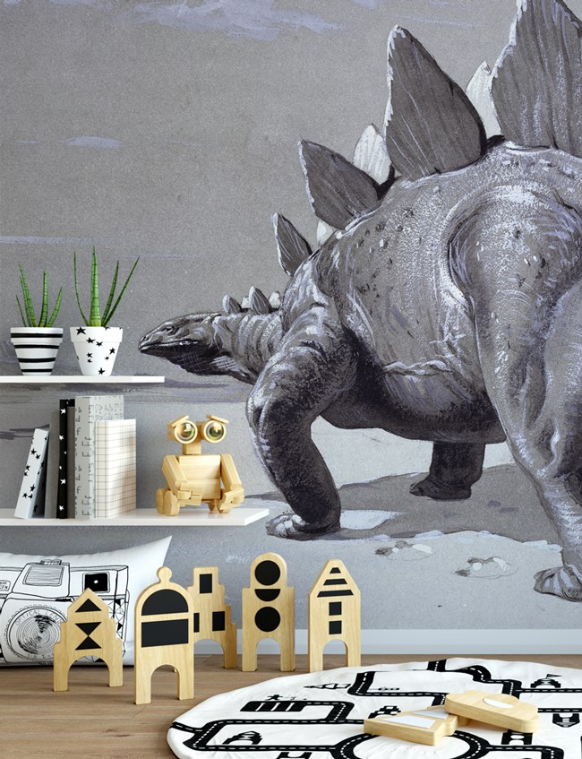 How to Create a Roarsome Dinosaur Bedroom