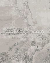 Chinese Landscape mural wallpaper thumbnail