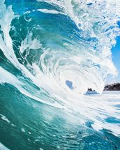 Rolling Waves mural wallpaper thumbnail