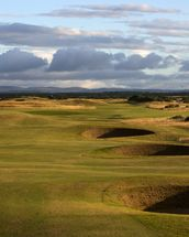 St Andrews Old Course, Scotland wallpaper mural thumbnail