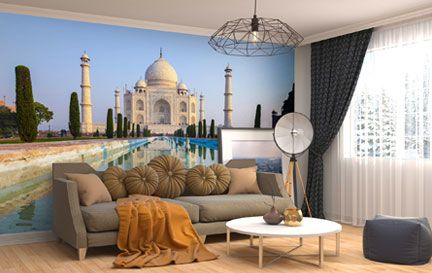 India Wallpaper Wallpaper Murals