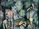 The Five Bathers, c.1875-77 (oil on canvas) wall mural thumbnail