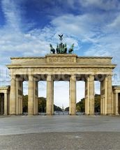 Brandenburger Gate wallpaper mural thumbnail