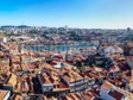 Historic Porto Skyline wall mural thumbnail