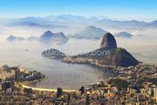 Sugarloaf Mountain mural wallpaper thumbnail