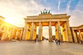 Brandenburg Gate wall mural thumbnail