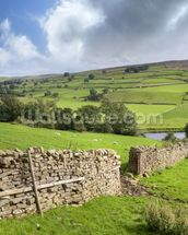 Swaledale, Yorkshire wallpaper mural thumbnail