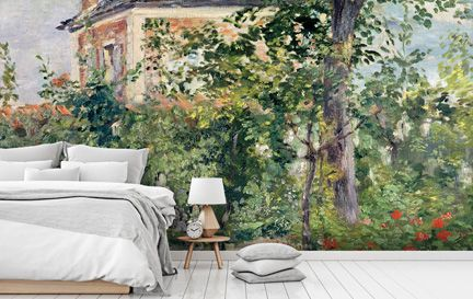 Manet, Edouard Wallpaper Murals