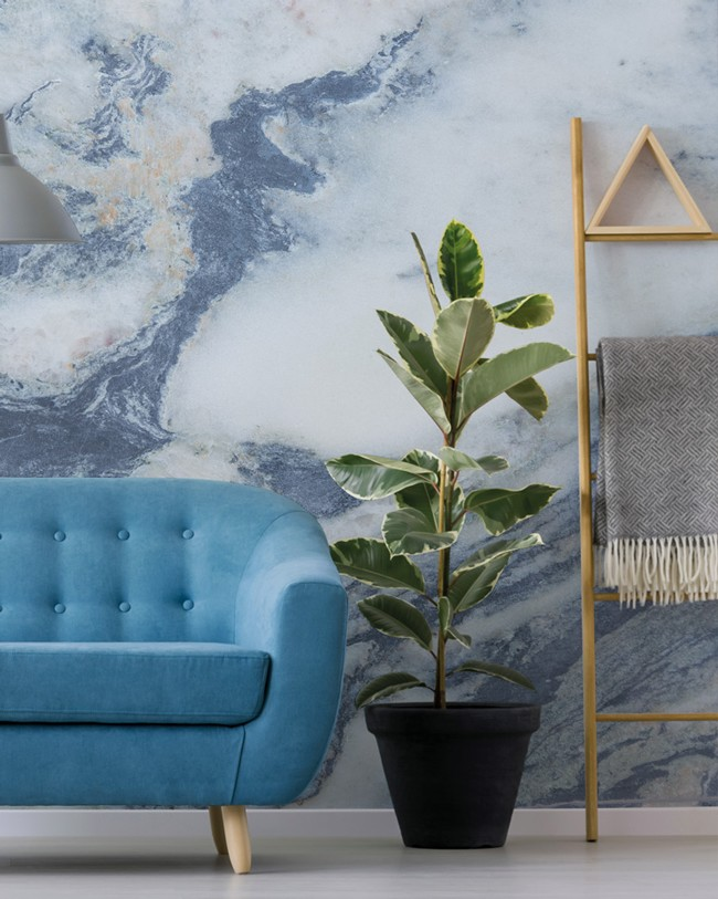 Interior Design Styles: The Marble Trend