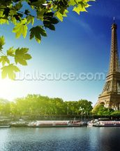 River Seine wallpaper mural thumbnail