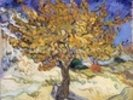 Mulberry Tree, 1889 (oil on canvas) wall mural thumbnail